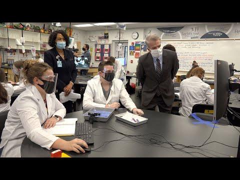 Dr. Asplen: On the Move   McIntosh Middle School