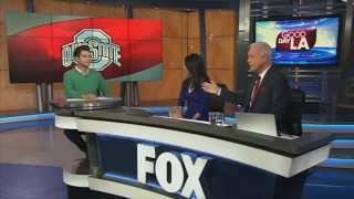 OSU Alum AJ Gibson talks Buckeyes Sugar Bowl win on Good Day LA!