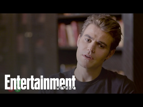 Vampire Diaries' Paul Wesley Plays 'Who Said It: Stefan or Disney Character?' | Entertainment Weekly