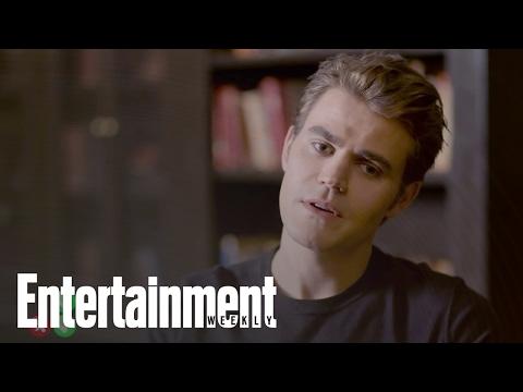 Vampire Diaries' Paul Wesley Plays 'Who Said It: Stefan or Disney Character?' | Entertainment Weekly
