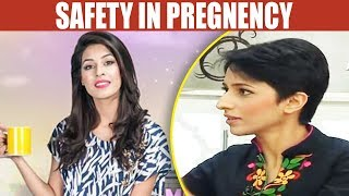 Safety In Pregnency - Mehekti Morning With Sundus Khan - 6 February 2018 | ATV