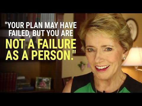 How to Bounce Back from Failure | Mary Morrissey