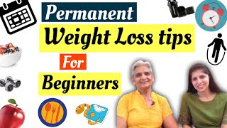 Weight loss tips for beginners | how to ...