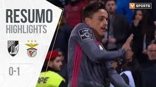 Highlights   Resumo: Vitória SC 0-1 Benfica (Liga 19/20 #15)
