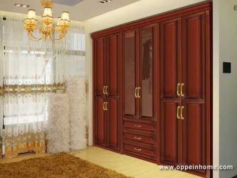 A Quick View of the Wardrobes 2012 from OPPEIN