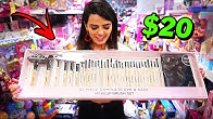 O QUE EU COMPREI COM 100 DÓLARES NA LOJA DOS EUA? (DIA 4) #BRUHTODODIA