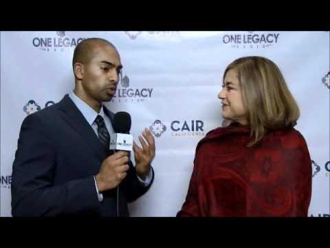 Congresswoman Loretta Sanchez - 15th Annual Gala Red Carpet Interview