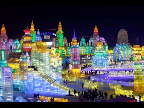Harbin Ice & Snow Amusement World, Harbin, China - Best Travel Destination
