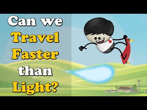 Can we Travel Faster than Light? | #aumsum #kids #education streaming vf