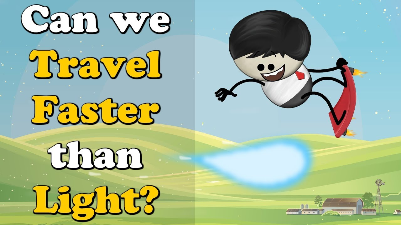 Can we Travel Faster than Light? + more videos | #aumsum #kids #science #education #children