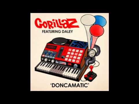 Gorillaz - Doncamatic (All Played Out) (Instrumental)