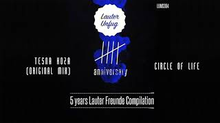 5 Years Lauter Unfug - Circle of Life - Tesna Koza (Original Mix)