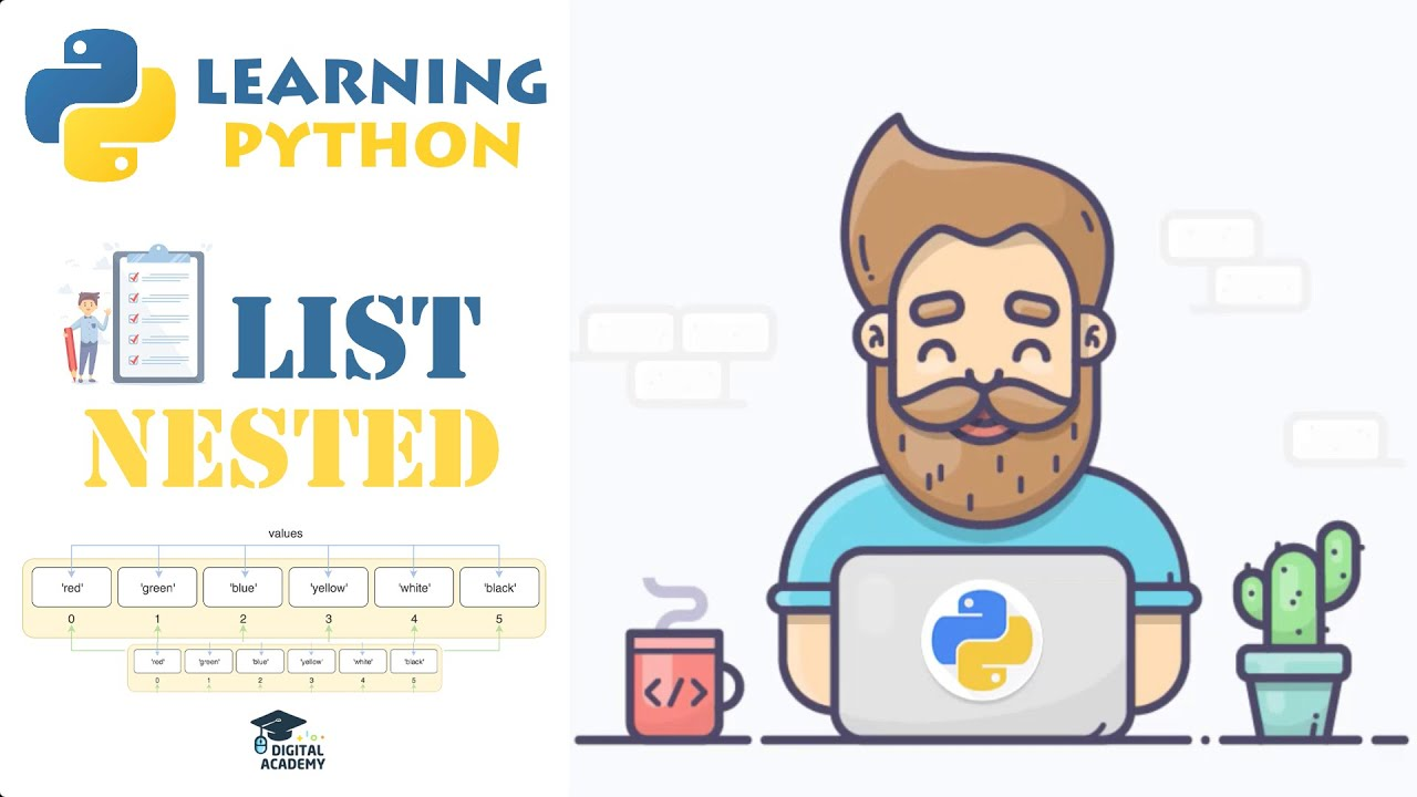 Nested Lists in Python (Overview)