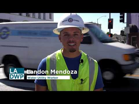 LADWP   Water Utility Worker