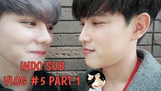 """[INDO SUB] Vlog 5 """"Hello Tokyo"""" part 1"""
