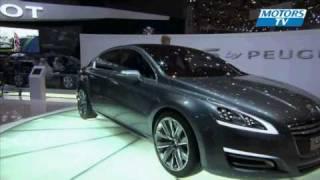 Les concept cars du Salon auto de Genève 2010