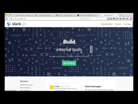Integrate IBM Watson Assistant with Slack