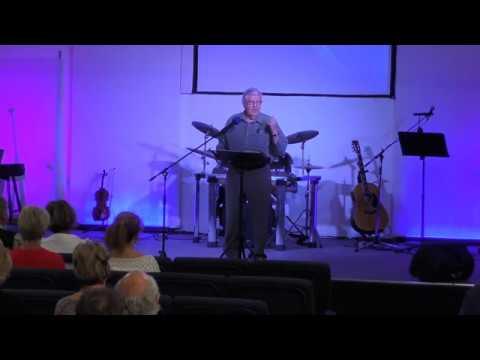 Ps Nev Neilsen- Focus on Jesus