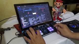TUTORIAL CONTROLADOR DJ - HERCULES DJ CONTROL COMPACT