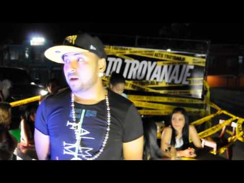 MAKING OF  -  ALTO TROYANAJE -  WALDOKINC EL TROYANO