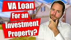 VA Loan For Investment Property? (YES, It's Possible!)