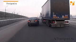 Фото Видео момента смертельного ДТП под Тверью
