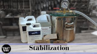 How to Stabilize Wood and What is Stabilization