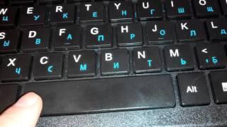 Обзор клавиатуры CROWN