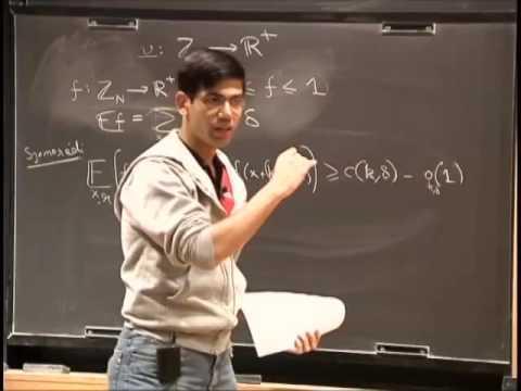 Arithmetic Progressions in Primes - Madhur Tulsiani