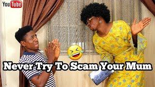 Download Mc Shem Comedian - Help! My Mother joins Facebook | MC Shem Comedian
