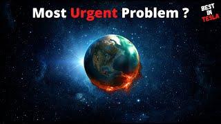 The world's most URGENT problem - According to UN