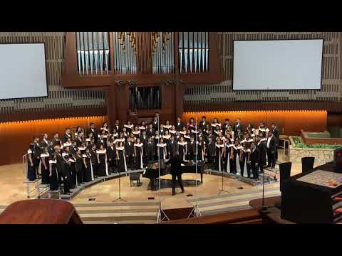 "Mt  Eden High School Concert Choir | 25th Annual California Golden State  ""North"" | April 30, 2019"
