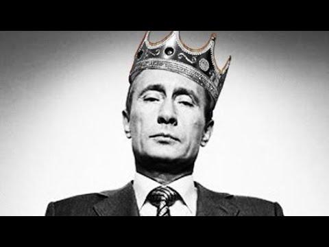 UKRAINE meet your new president! Tsar Vova Putin!