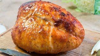 Куриная грудка в духовке