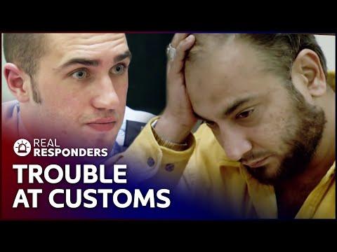 Clandestine Migrants Intercepted in Calais   UK Border Force   Real Responders