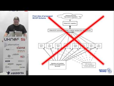 UKNOF26 - Best Current Operational Practices - Efforts from the Internet Society