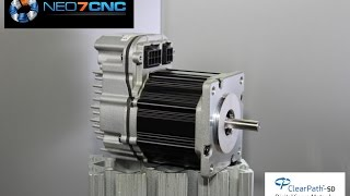 Homemade Diy Cnc - (audio Corrected) Clearpath Servo Motors Used On Kr33 Cnc - Neo7cnc.com