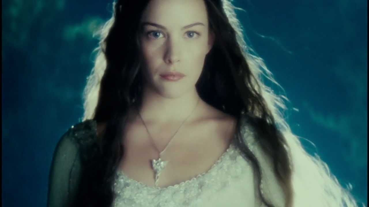 Wallpaper Hd Lord Of The Rings Lotr Arwen Und 243 Miel Youtube
