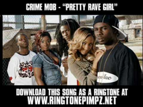 Crime Mob / Princess - Pretty Rave Girl [Video + Lyrics]