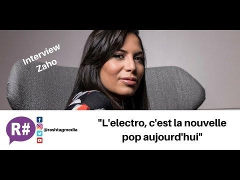 Album, Céline Dion, Black M : Interview Zaho