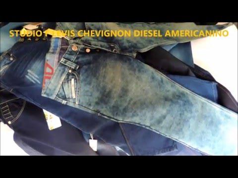 JEANS LEVIS DIESEL STUDIO F CHEVIGNON  AMERICANINO