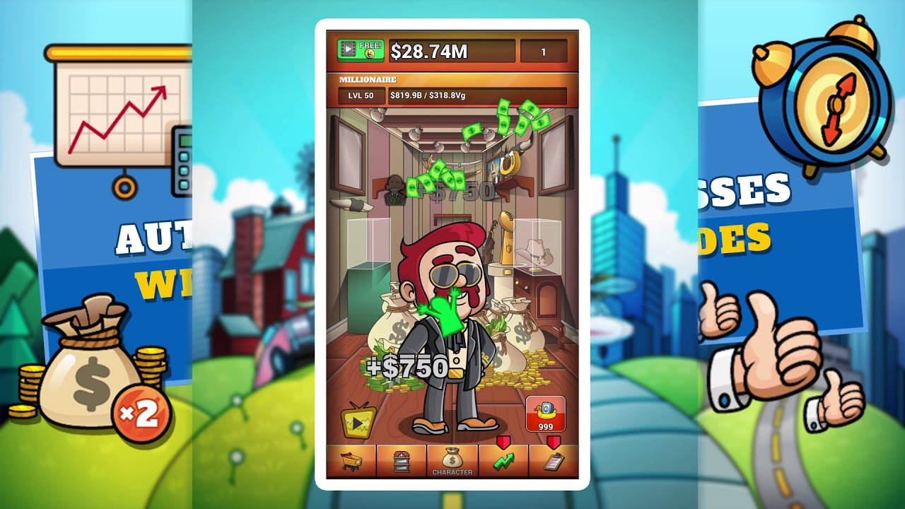 Kongregate Taps into Endless Business Fun with 'Idle Payday: Fast Money'