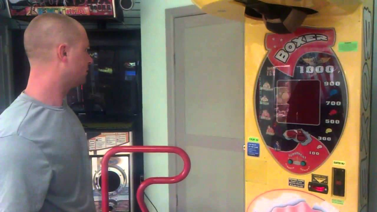 Игровой автомат boxer цена