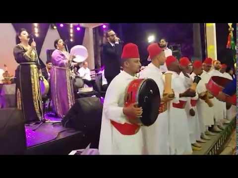 عثمان مولين يلهب حفل زفاف مغربي مع مجموعة سعيد بولا بولا دورة عروسة رباطية مخزانية0664592229