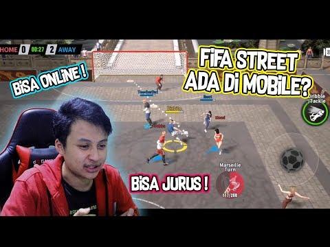 FIFA STREET MOBILE? BISA MABAR! - Extreme Football 3on3