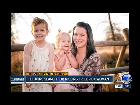 FBI And CBI Join Search Effort For Pregnant Woman, 2 Daughters Missing From Frederick
