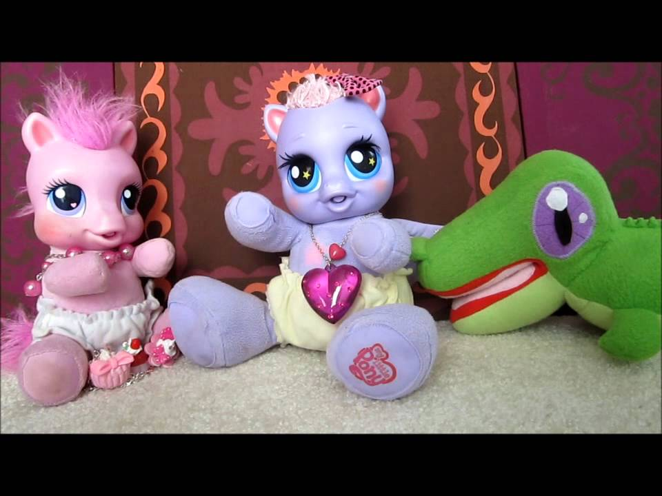 My Little Pony Baby Sleep And Twinkle Starsong Cute Plush Stuffed