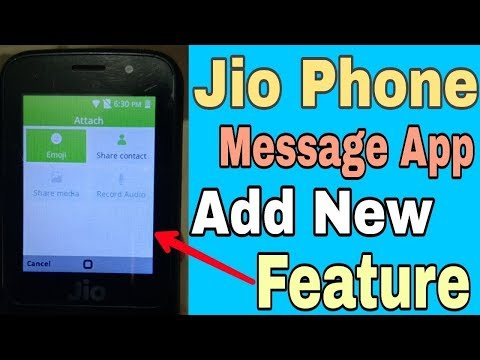 Repeat New update in jio phone how to lock data in jio phone