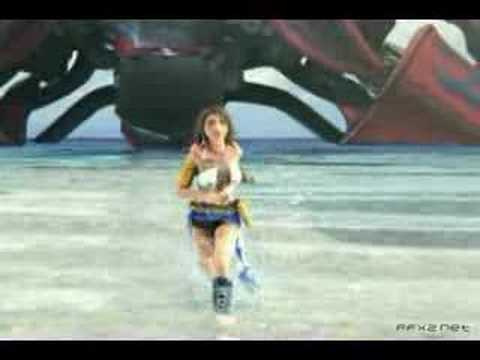 Final Fantasy X-2 Lovestoned Think that she knows Interlude