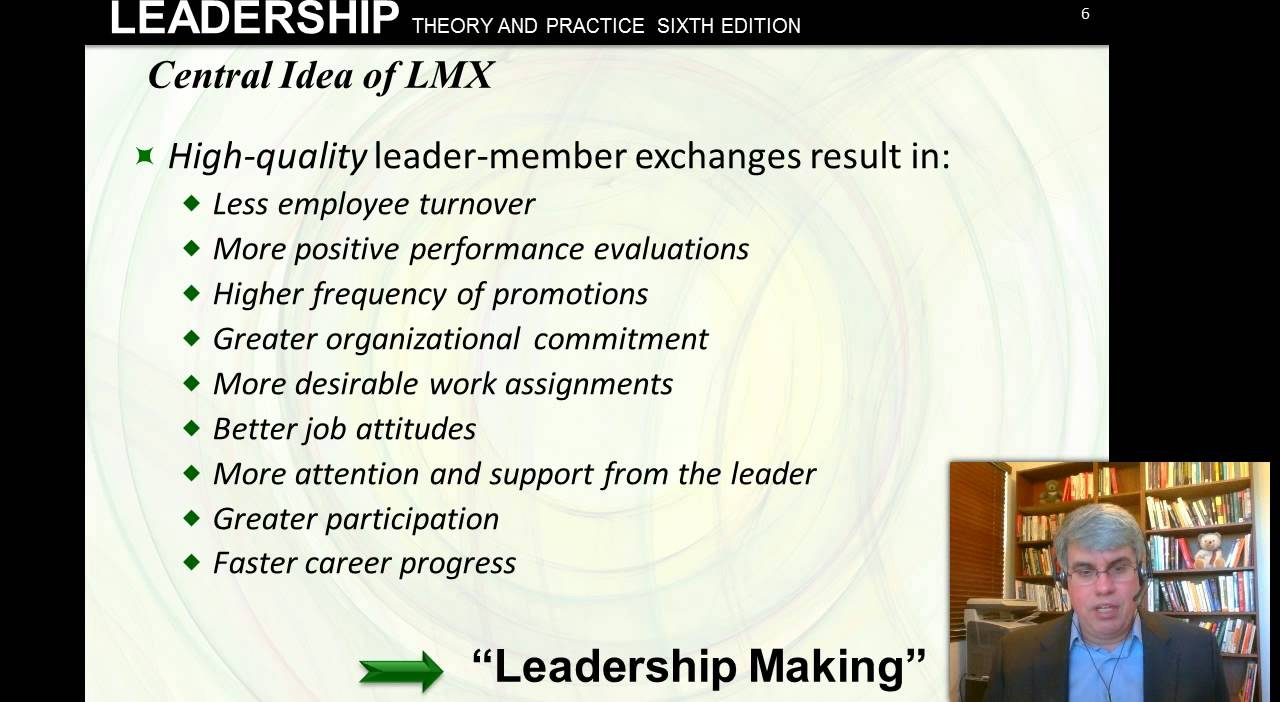 the theory and practice of leadership essay